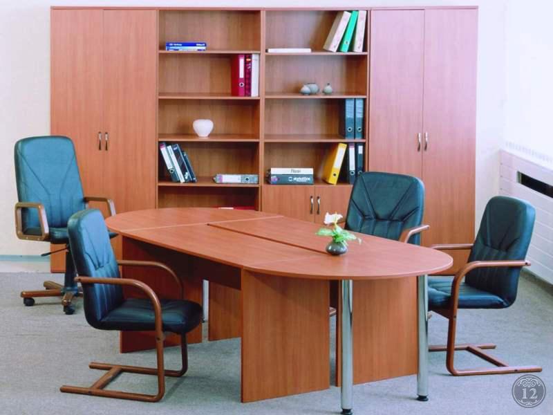 Мы изготавливаем бюджетную офисную мебель серии Континент и Оптима под заказ
