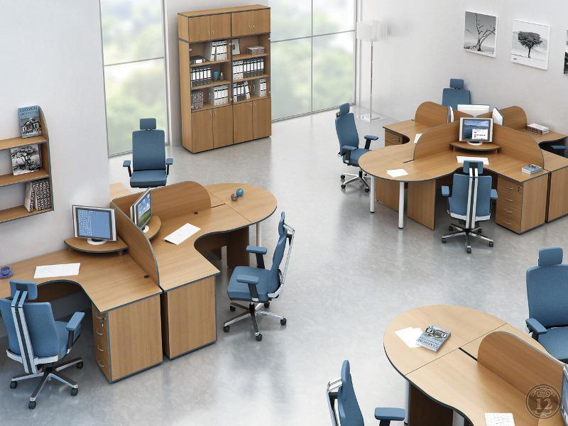Офисная мебель Оптима - получи наше качество для успешной работы своей команды