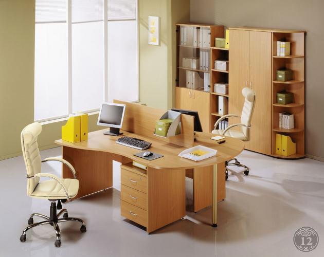 Офисная мебель Оптима - Современная мебель для персонала