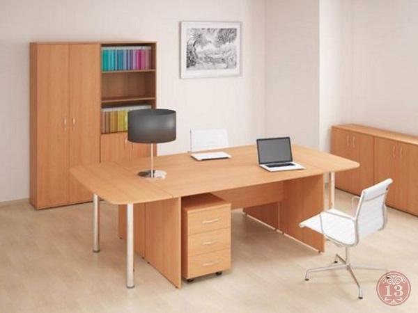 Серии мебели Оптима и Континент - самые удачные решения для современного офиса!