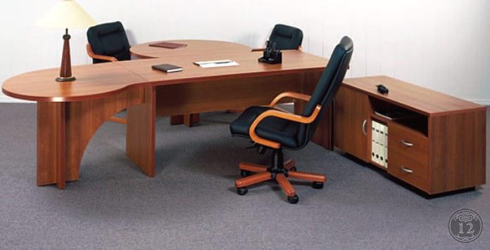 Офисная мебель для руководителя Лидер - недорого и свежо