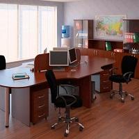 Бюджетная офисная мебель для персонала - экономия и качество