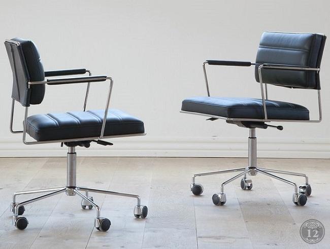 Выбираем производителя мягких стульев для офиса со склада в Новосибирске