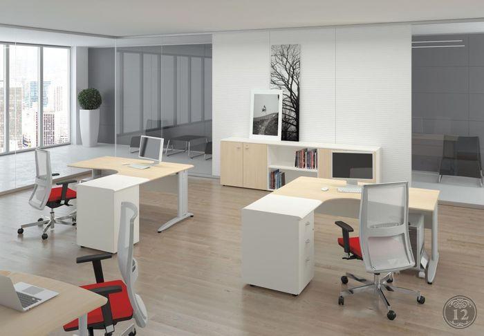 Как правильно выбрать рабочие столы для офиса