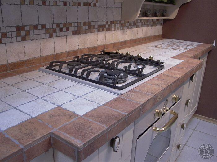 Как выглядит тумба кухонная напольная со столешницей и ее размеры
