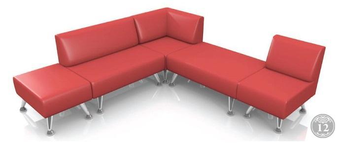 модульные серии мягкой мебели CHAIRMAN Лайт