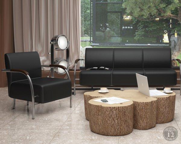 Мягкая мебель для офиса CHAIRMAN Мilan
