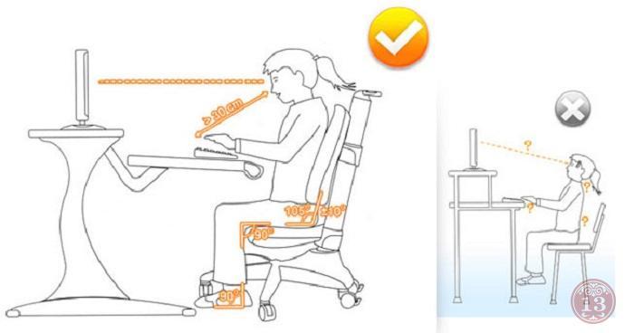 Каким должно быть кресло для школьника?
