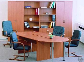Офисная мебель Оптима - забудьте о высоких ценах на качественную мебель - Ламинированная ДСП - толщина столешницы 16 мм боковин 16 мм