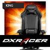 Геймерские компьютерные кресла DxRacer - расслабь свою спину во время игры