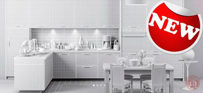 Скоро новинки - модульная кухонная мебель!