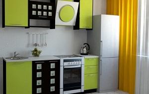 Бюджетная кухонная мебель Красноярск