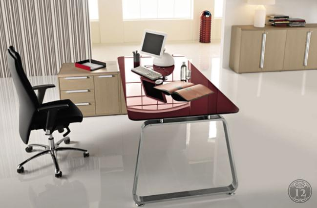 Как выбрать цвет офисной мебели