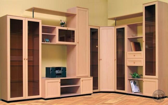 Из чего и как производится корпусная мебель?
