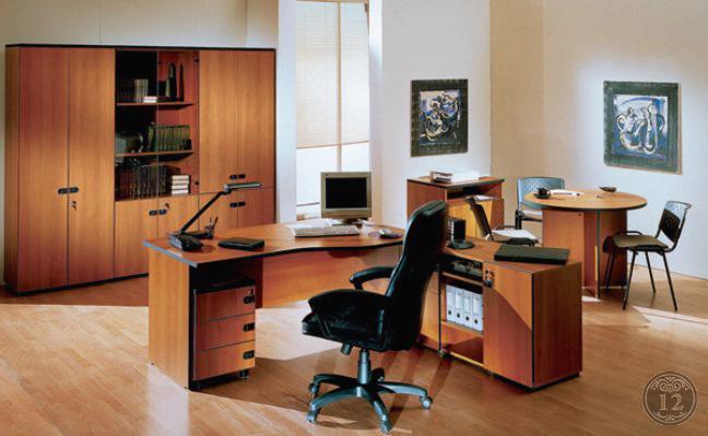 Бюджетная корпусная мебель для офиса
