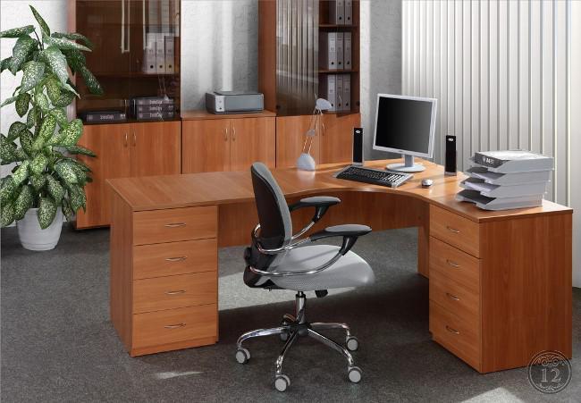 Бюджетная мебель Континент и Оптима - с 22 и 16 мм толщиной столешницы соответственно