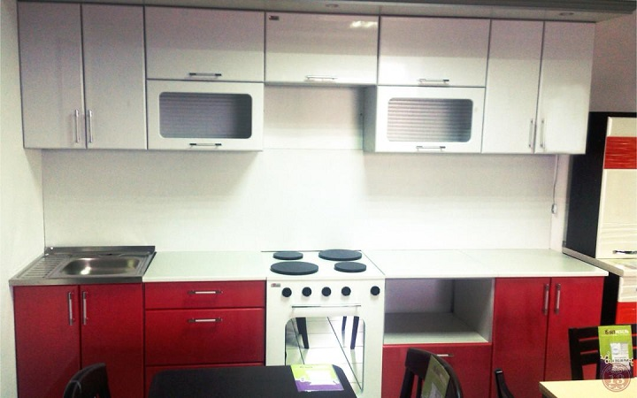 Набор модулей размером 1,8 м кухни Альянс