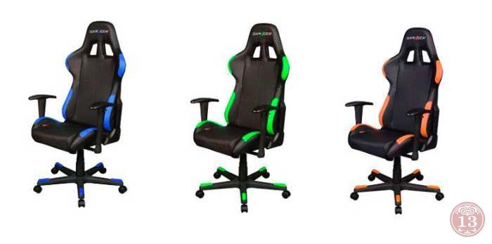 Игровые кресла DXRACER серии Formula (F-серии)