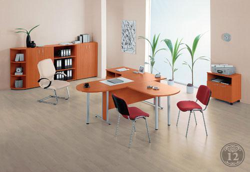Офисная мебель для персонала Оптима от производителя в Новосибирске