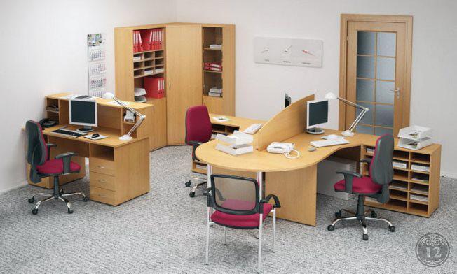 Офисная мебель Континент от производителя в Новосибирске