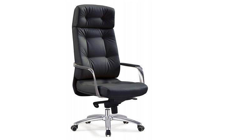 Кресло руководителя Бюрократ _DAO/Black