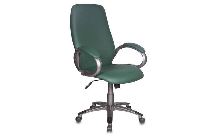 Кресло руководителя Бюрократ T-700DG/Or-01