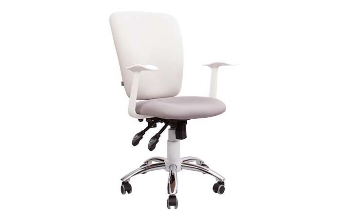 Кресло для персонала Meridia White