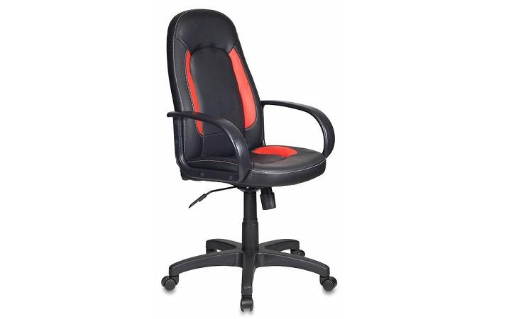 Кресло руководителя Бюрократ CH-826/B+R