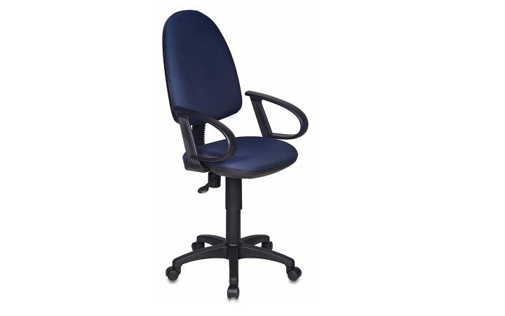 Кресло Бюрократ CH-300AXSN/#BLUE