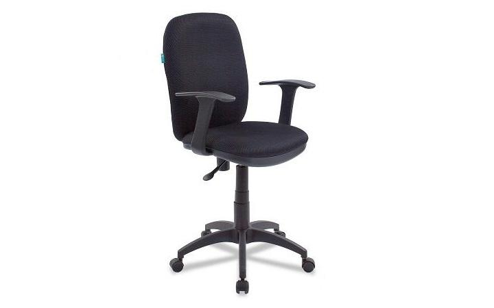 Кресло Бюрократ CH-555/TW-11 черный TW-11