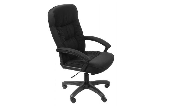 Кресло руководителя Бюрократ T-9908AXSN-BLACK