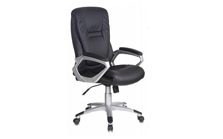 Кресло руководителя Бюрократ CH-875S/Black