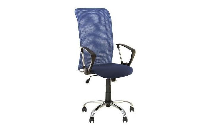 Кресло для персонала INTER GTP Chrome