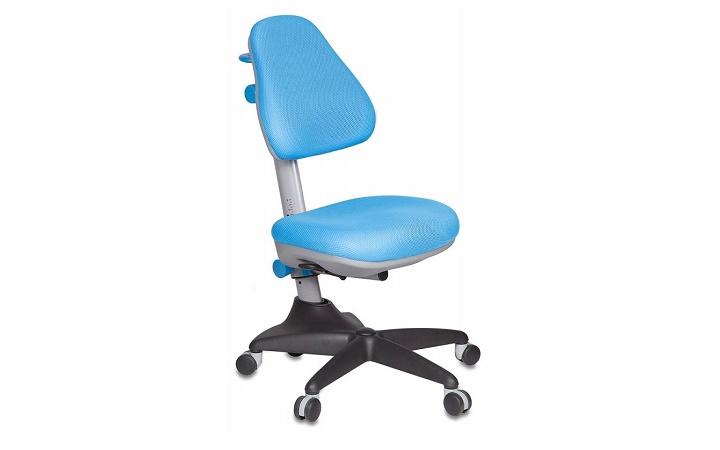 Кресло детское Бюрократ KD-2/BL/TW-55