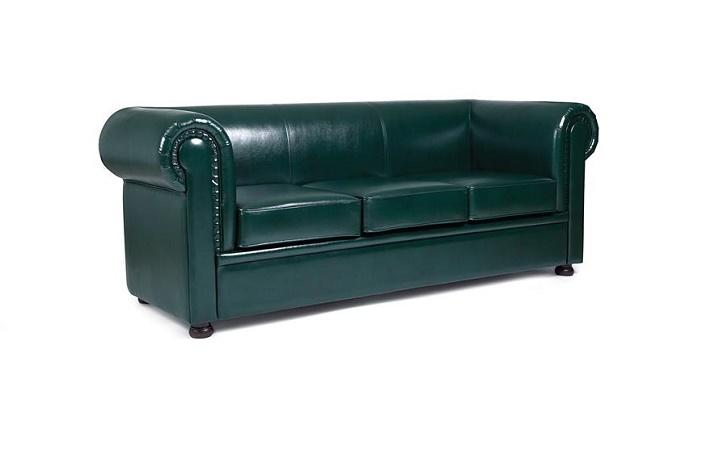 Трехместный диван CHAIRMAN Честер лайт
