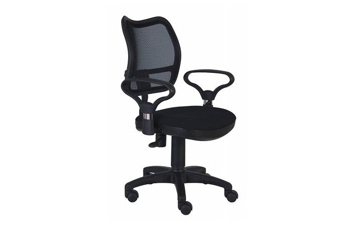 Кресло офисное Бюрократ CH-799AXSN/Black