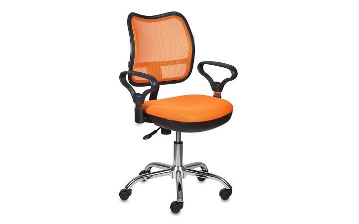 Кресло офисное Бюрократ CH-799SL/OR/TW-96-1