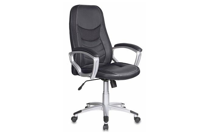 Кресло руководителя Бюрократ T-9910/BLACK