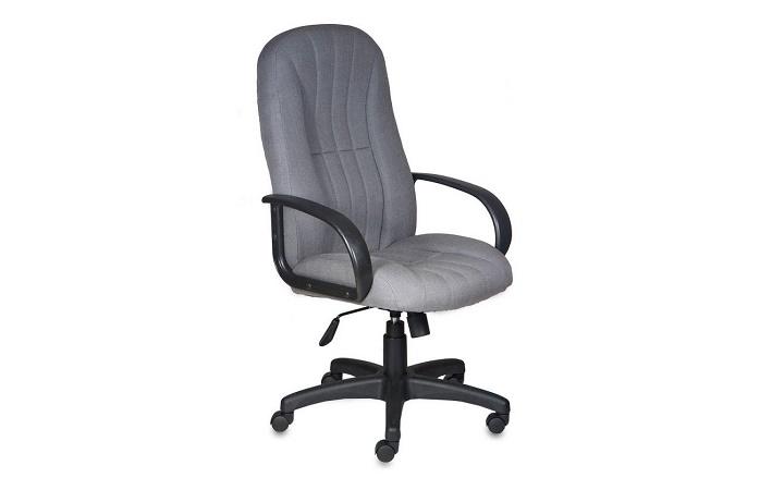 Кресло руководителя Бюрократ T-898AXSN/Gr