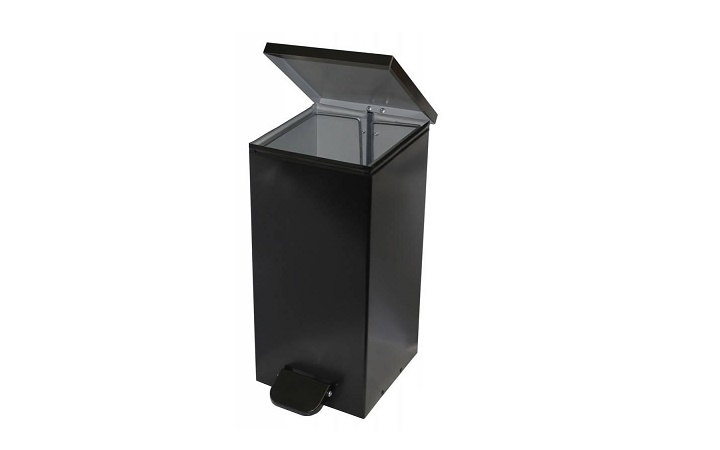 Урна для мусора Бюрократ US-12L/BLACK