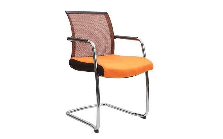 Кресло для посетителя Juliet Chrome