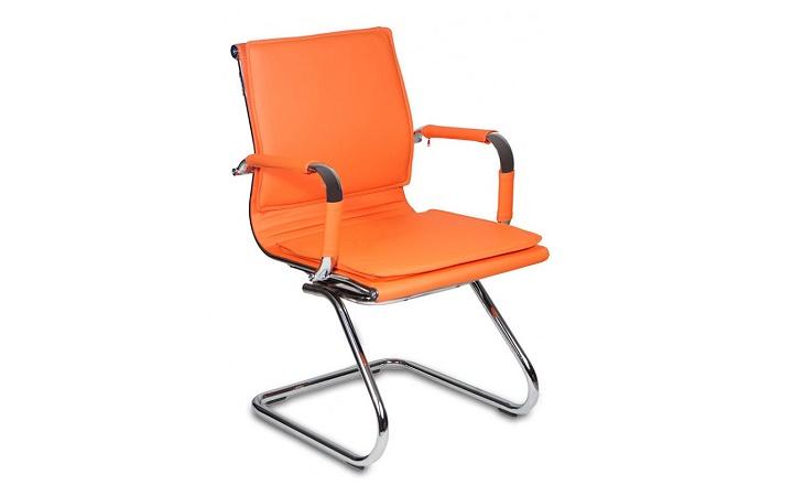 Кресло Бюрократ CH-993-Low-V/orange