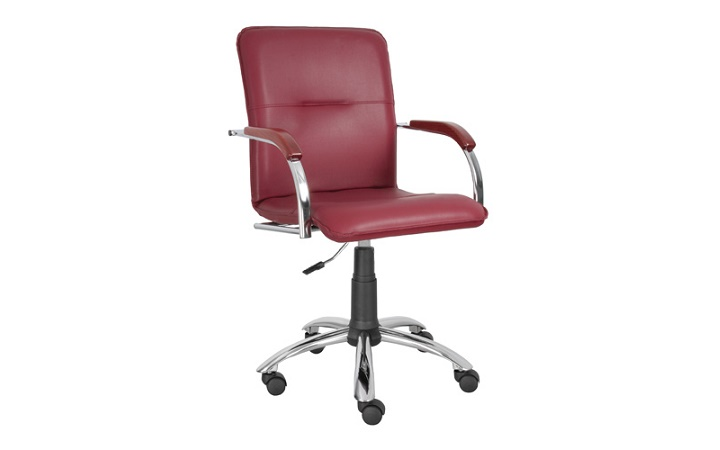Кресло для персонала Samba Chrome gtp