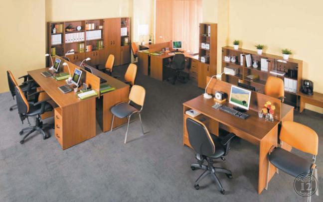 Как правильно выбрать офисную мебель для персонала?