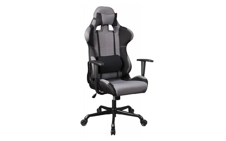 Кресло руководителя Бюрократ 771/Grey+bl