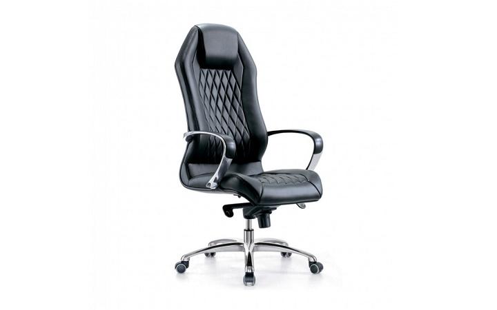 Кресло руководителя Бюрократ _AURA