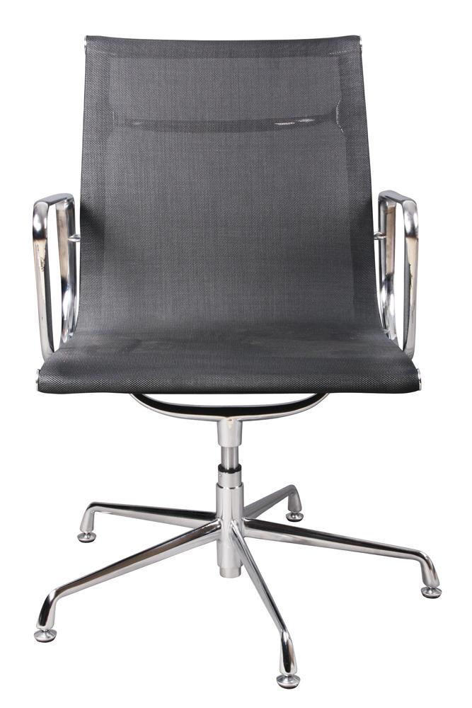 Кресло для посетителя Бюрократ CH-996-Low-L/black