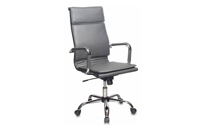 Кресло руководителя Бюрократ CH-993/grey