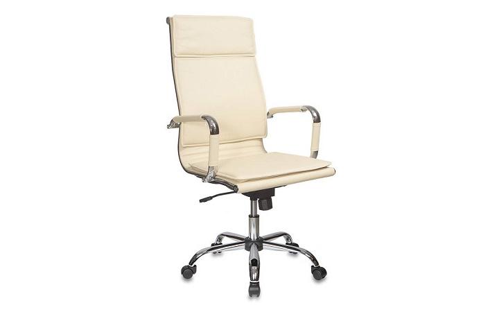 Кресло руководителя Бюрократ CH-993/ivory