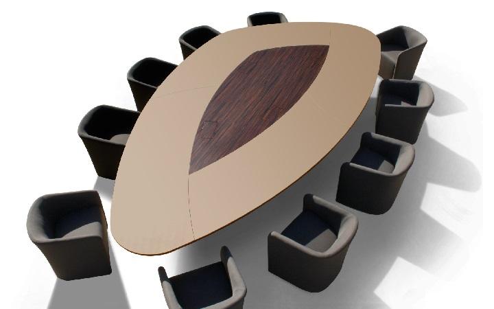 Стол для переговорной комнаты создаст неповторимый имидж для Вашей компании